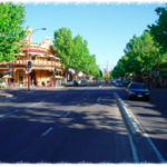 Melbourne Street Lion