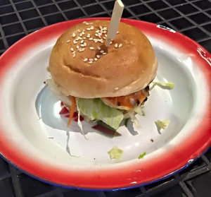 Crab Slider from StreetEAT Partner Gin Long Canteen