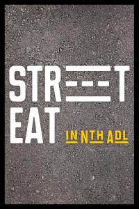 Street Eat Postcard