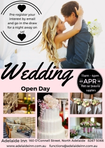 Wedding Open Day Web